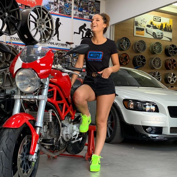 Maglia Donna Gigliotuning RED Edition